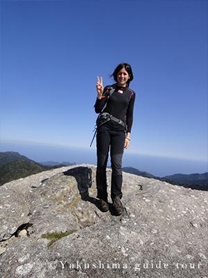 ジェニファー・ルーさん/山岳ガイド