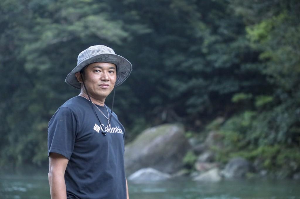 田中宏樹さん/「お散歩ツアー」主宰